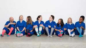 Online retailer donates 5,000 compression socks to help Scotland's nurses fight fatigue